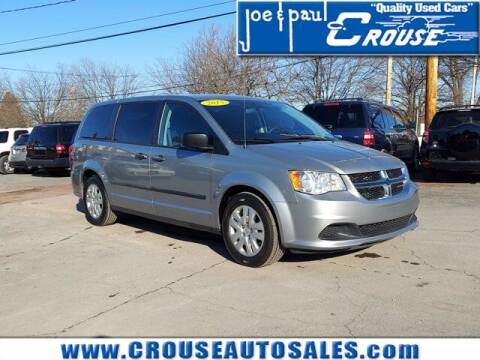 2015 Dodge Grand Caravan for sale at Joe and Paul Crouse Inc. in Columbia PA
