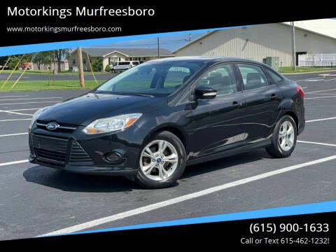2013 Ford Focus for sale at Motorkings Murfreesboro in Murfreesboro TN