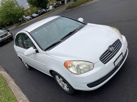 2006 Hyundai Accent for sale at Blue Line Auto Group in Portland OR