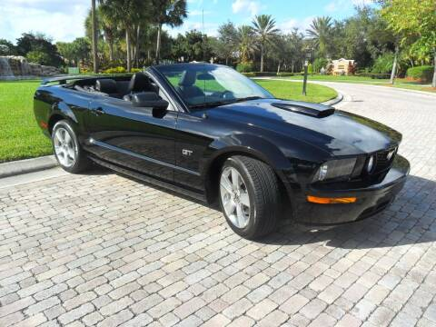 2007 Ford Mustang for sale at AUTO HOUSE FLORIDA in Pompano Beach FL