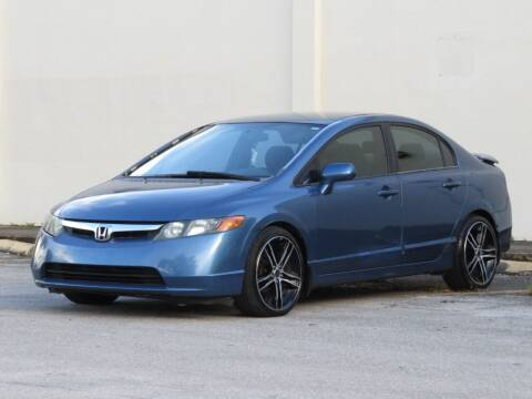 2007 Honda Civic for sale at DK Auto Sales in Hollywood FL