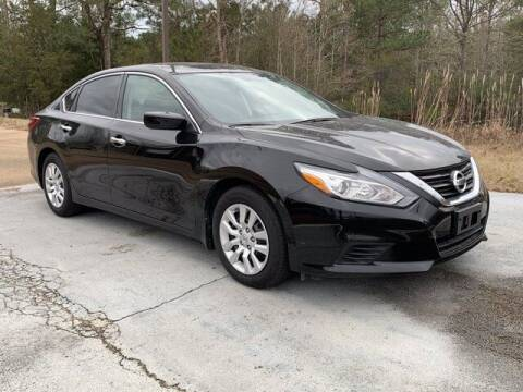 2018 Nissan Altima for sale at Southeast Autoplex in Pearl MS