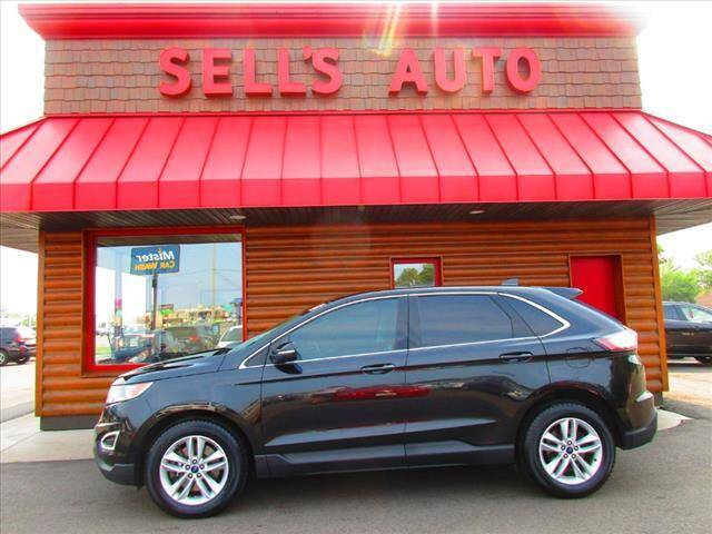 2015 Ford Edge for sale at Sells Auto INC in Saint Cloud MN