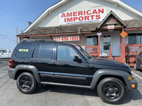 2006 Jeep Liberty for sale at American Imports INC in Indianapolis IN