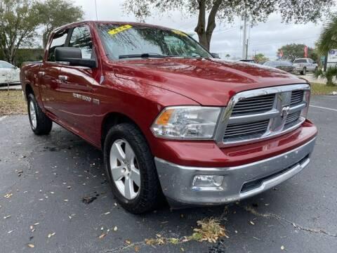 2011 RAM Ram Pickup 1500 for sale at Palm Bay Motors in Palm Bay FL