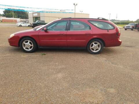 2000 Ford Taurus for sale at Frontline Auto Sales in Martin TN