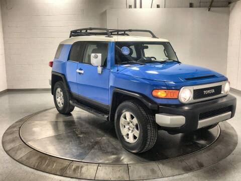 2007 Toyota FJ Cruiser for sale at CU Carfinders in Norcross GA