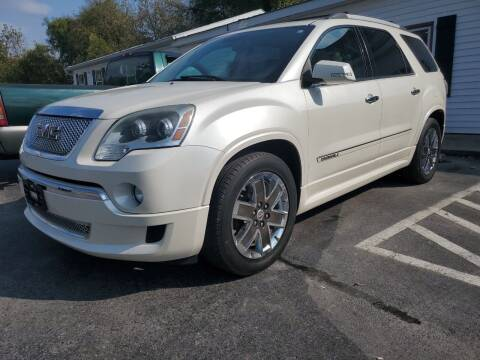 2012 GMC Acadia for sale at NextGen Motors Inc in Mt. Juliet TN