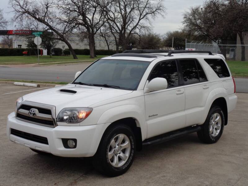 2006 Toyota 4Runner for sale at Auto Starlight in Dallas TX