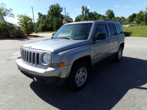 2014 Jeep Patriot for sale at Creech Auto Sales in Garner NC