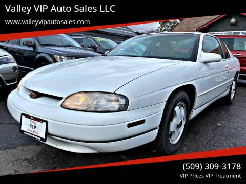 1999 Chevrolet Monte Carlo for sale at Valley VIP Auto Sales LLC in Spokane Valley WA