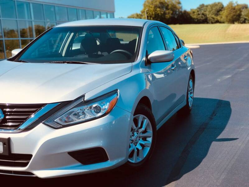 2018 Nissan Altima 2.5 S 4dr Sedan - Morristown TN