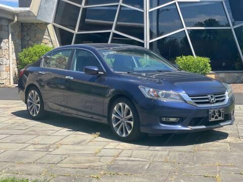 2013 Honda Accord for sale at Glacier Auto Sales in Wilmington DE