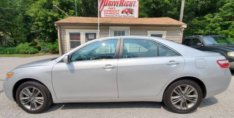 2008 Toyota Camry for sale at DriveRight Autos South York in York PA