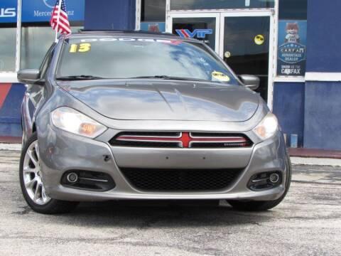 2013 Dodge Dart for sale at VIP AUTO ENTERPRISE INC. in Orlando FL