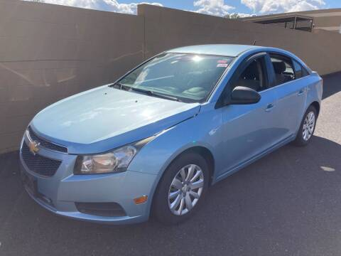 2011 Chevrolet Cruze for sale at Blue Line Auto Group in Portland OR