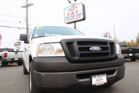 2007 Ford F-150 for sale at S&S Best Auto Sales LLC in Auburn WA