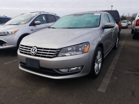 2014 Volkswagen Passat for sale at Cj king of car loans/JJ's Best Auto Sales in Troy MI