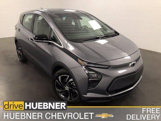 2022 Chevrolet Bolt EV for sale in Carrollton, OH