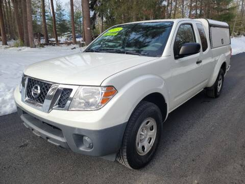 2015 Nissan Frontier for sale at Showcase Auto & Truck in Swansea MA