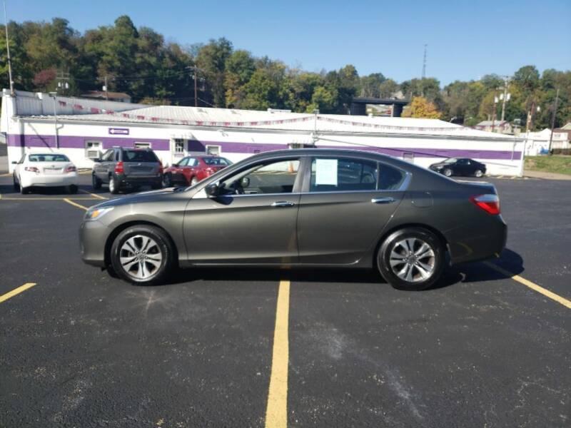 2013 Honda Accord LX 4dr Sedan CVT - Greensburg PA