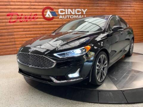 2020 Ford Fusion for sale at Dixie Motors in Fairfield OH