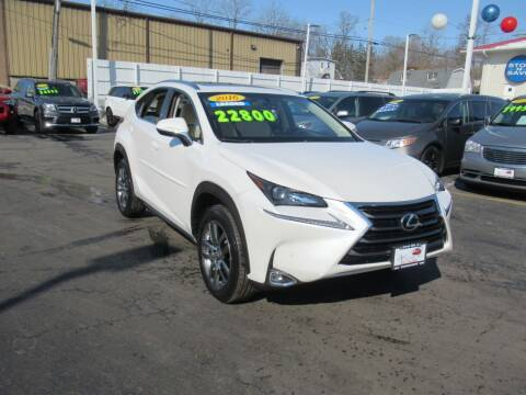 2016 Lexus NX 200t for sale at Auto Land Inc in Crest Hill IL
