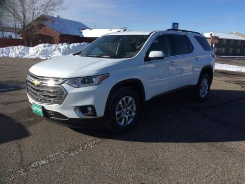 2020 Chevrolet Traverse for sale at Nyhus Chevrolet Buick in Staples MN