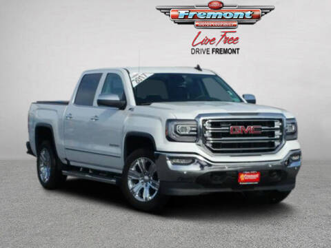 2017 GMC Sierra 1500 for sale at Rocky Mountain Commercial Trucks in Casper WY