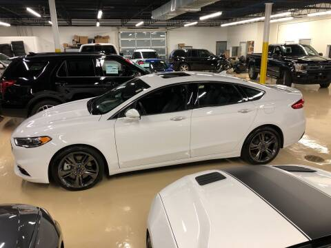 2019 Ford Fusion for sale at Fox Valley Motorworks in Lake In The Hills IL