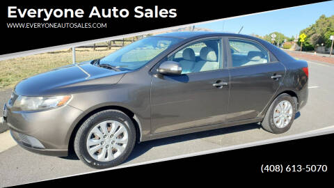 2010 Kia Forte for sale at Everyone Auto Sales in Santa Clara CA