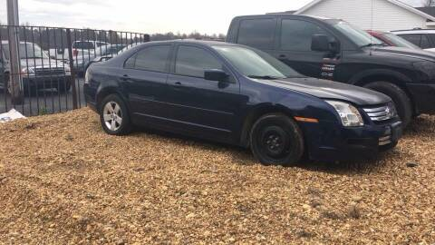 2006 Ford Fusion for sale at Ragins' Dynamic Auto LLC in Brookland AR