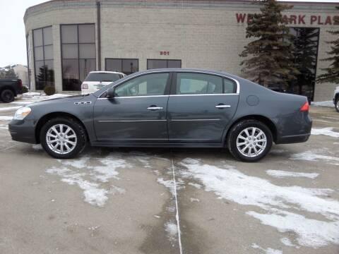 2011 Buick Lucerne for sale at Elite Motors in Fargo ND