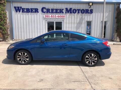 2013 Honda Civic for sale at Weber Creek Motors in Corpus Christi TX