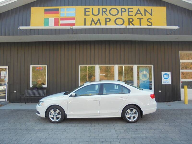 2011 Volkswagen Jetta for sale at EUROPEAN IMPORTS in Lock Haven PA