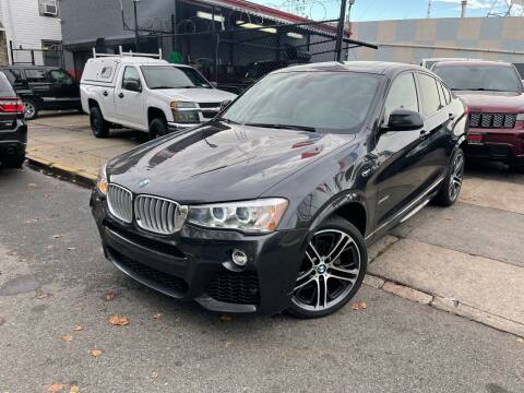 2016 BMW X4 for sale at Newark Auto Sports Co. in Newark NJ