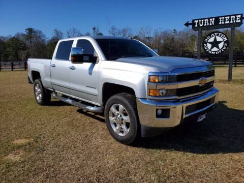 2017 Chevrolet Silverado 2500HD for sale at Bratton Automotive Inc in Phenix City AL