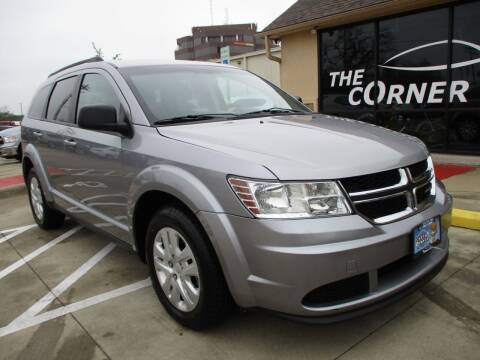 2017 Dodge Journey for sale at Cornerlot.net in Bryan TX