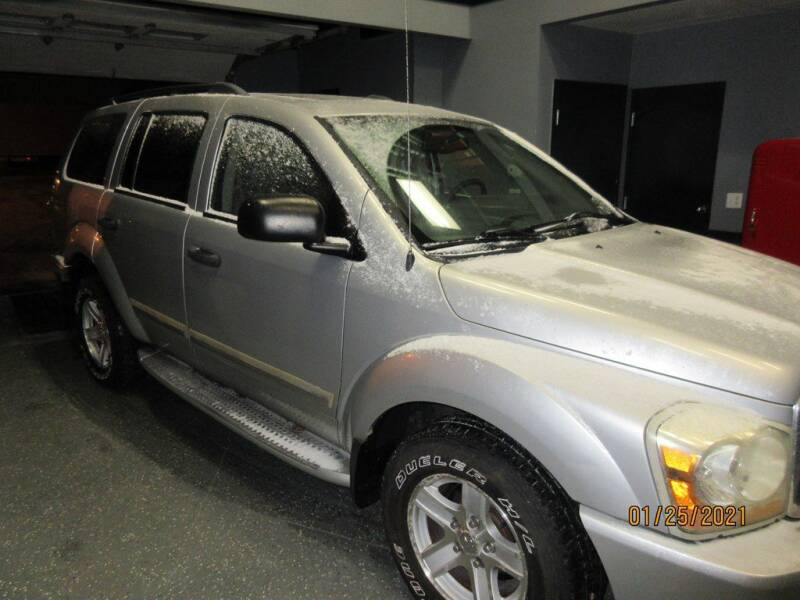2005 Dodge Durango for sale at Settle Auto Sales TAYLOR ST. in Fort Wayne IN