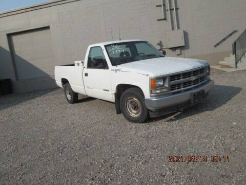 1994 Chevrolet C/K 1500 Series for sale at Auto Acres in Billings MT