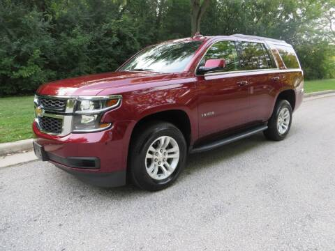 2017 Chevrolet Tahoe for sale at EZ Motorcars in West Allis WI