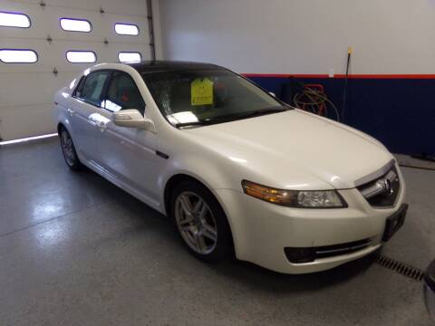 2008 Acura TL for sale at Pool Auto Sales Inc in Spencerport NY