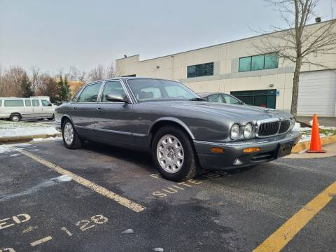 2003 Jaguar XJ-Series for sale at Lexton Cars in Sterling VA