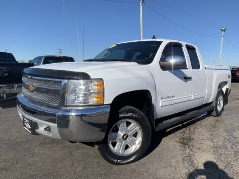 2013 Chevrolet Silverado 1500 for sale at Superior Auto Mall of Chenoa in Chenoa IL