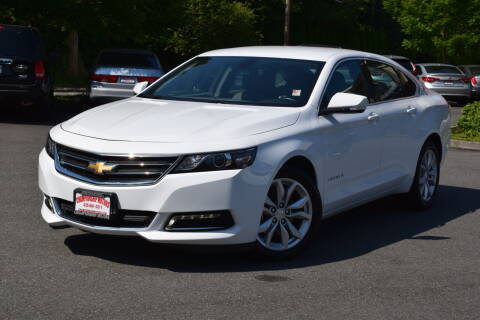 2019 Chevrolet Impala for sale at Mudarri Motorsports - Championship Motors in Redmond WA