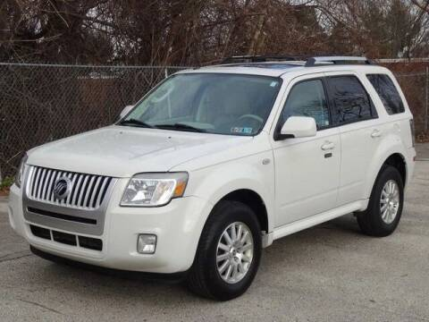 2009 Mercury Mariner for sale at Kaners Motor Sales in Huntingdon Valley PA