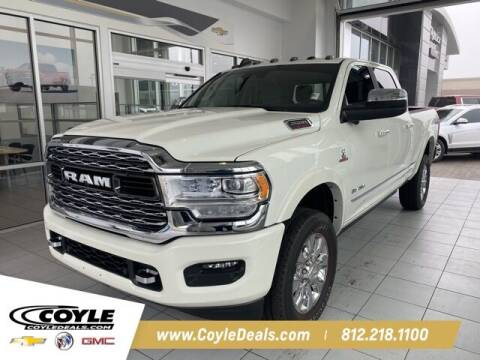 2020 RAM Ram Pickup 2500 for sale at COYLE GM - COYLE NISSAN in Clarksville IN