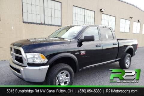 2012 RAM Ram Pickup 2500 for sale at Route 21 Auto Sales in Canal Fulton OH