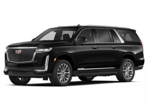 2021 Cadillac Escalade ESV for sale in Beverly Hills, CA