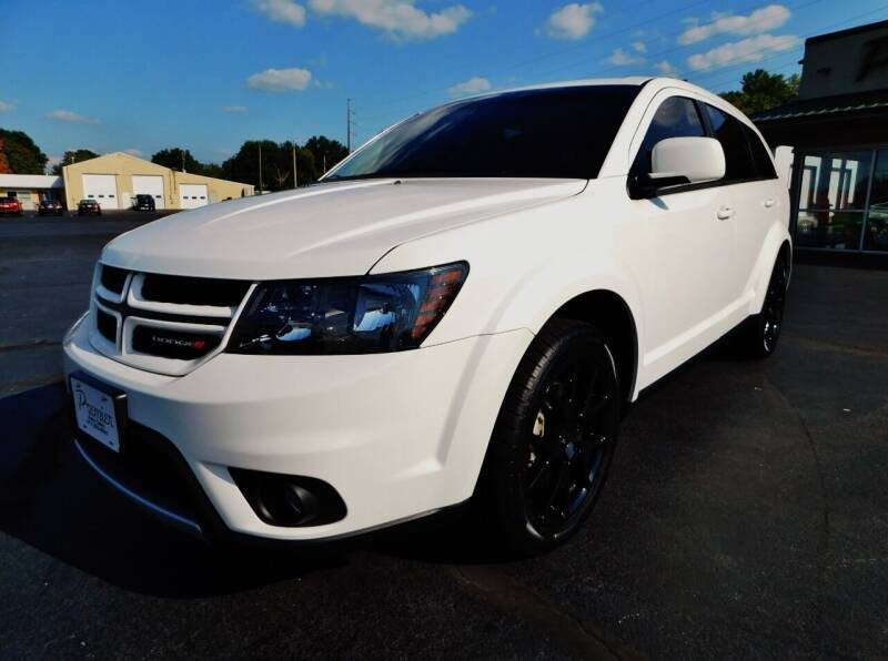 2019 Dodge Journey for sale at PREMIER AUTO SALES in Carthage MO